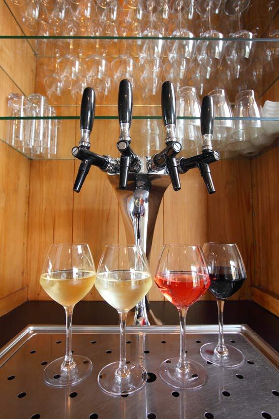 Keykeg - Wijn van de tap